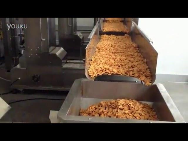 स्वयंचलित प्लास्टिक पिशवी तांदूळ बीन्स पॅकिंग यंत्रणा