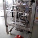 स्वयंचलित टोमॅटो पेस्ट केचप सॅथेक पॅकिंग मशीन