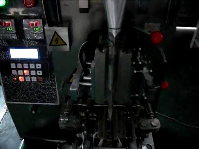 स्वयंचलित वर्टिकल बटाटा चिप्स पॅकिंग मशीन