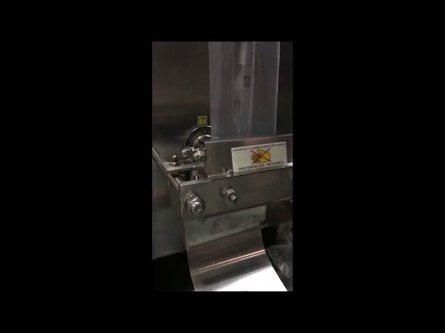 स्वयंचलित लिक्विड सॅथेर मिनरल वॉटर पाउच भरणे पॅकिंग मशीन