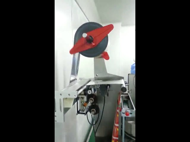 Granule चॉकलेट नट बीन्स वर्टिकल पॅकिंग मशीन