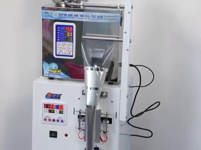गरम विक्री बर्फ कॅंडी पॅकेजिंग लंबवत फॉर्म लहान प्लास्टिक बॅग भरणे आणि सीलिंग मशीन