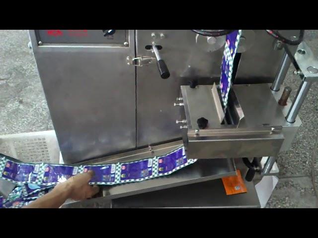 गरम विक्री अनुलंब फॉर्म सील धान्य पॅकिंग मशीन भरा