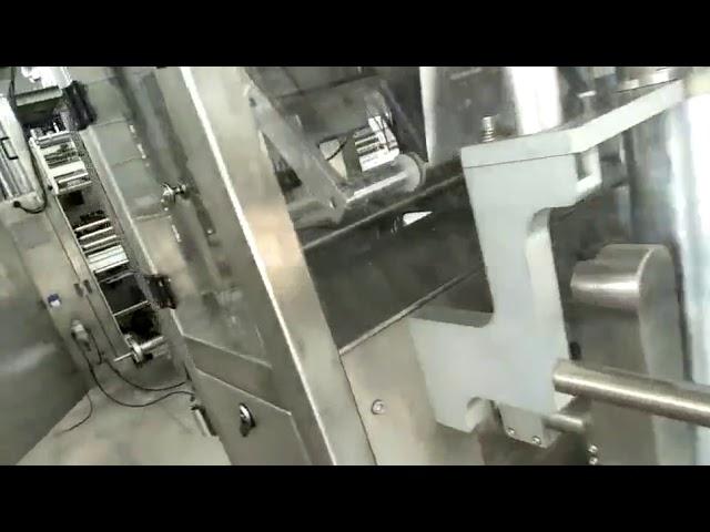 मल्टिफंक्शन फूड वाफ्स बल्क डेट स्टँड अप पाउच मिश्रण पॅकेजिंग मशीन