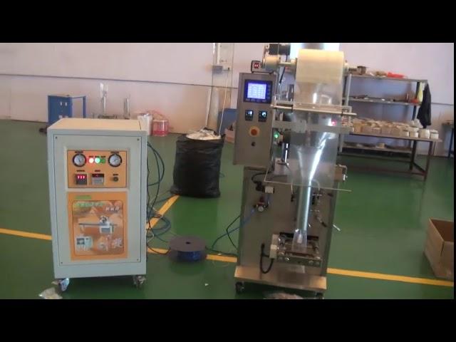 अधिमान्य लहान साखर स्टिक वर्टिकल फिलिंग पॅकेजिंग मशीन