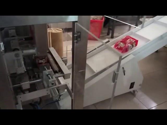 पाउडर व्हर्टिकल रॅपिंग सीलिंग पॅकिंग मशीन भरून मशीन भरणे