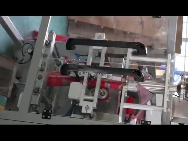 स्मॉल स्पीटसह क्विक स्पीड फुल ऑटोमॅटिक स्पाइस पॅकिंग मशीन