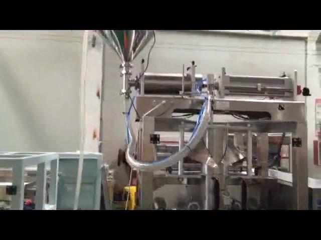 सॅथेक्ट शुद्ध पाणी द्रव पॅकिंग मशीन सॅथे भरणे सीलिंग पॅकेजिंग मशीन